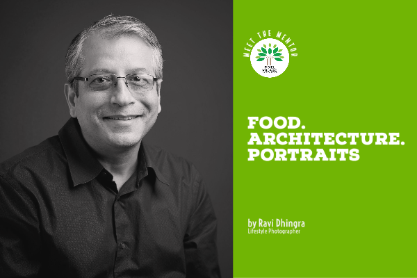 Food. Architecture. Portraits cover