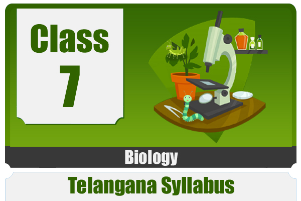 CLASS 7 BIOLOGY - TS cover