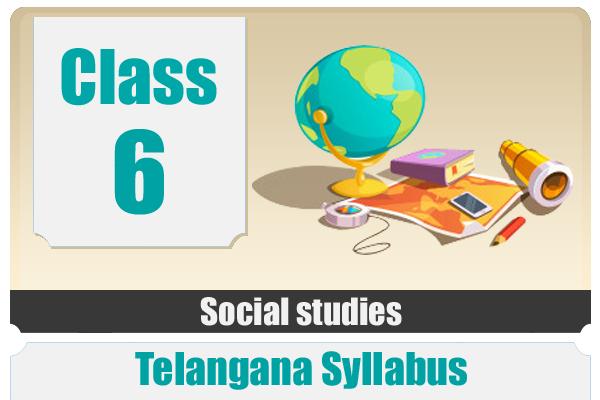 CLASS 6 SOCIAL - TS cover