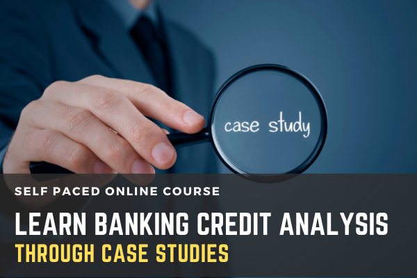 Learn Banking Credit Analysis through Case Studies cover