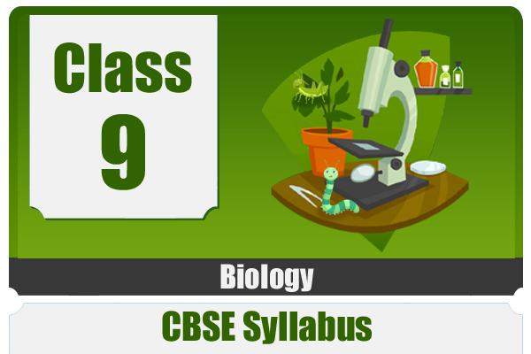 CLASS 9 BIOLOGY- CBSE cover