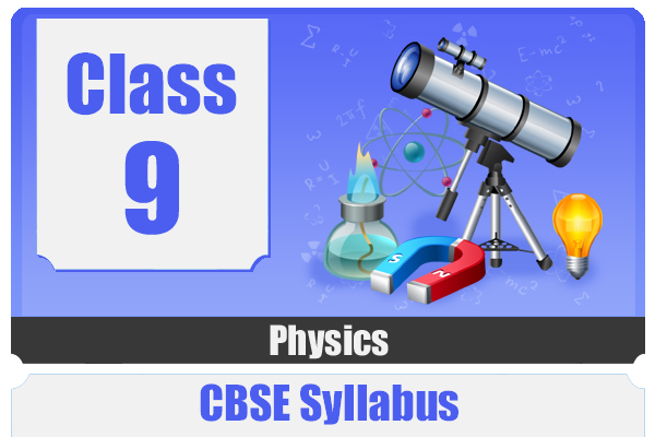CLASS 9 PHYSICAS - CBSE cover