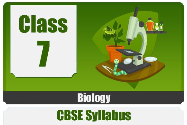 CLASS 7 BIOLOGY- CBSE cover