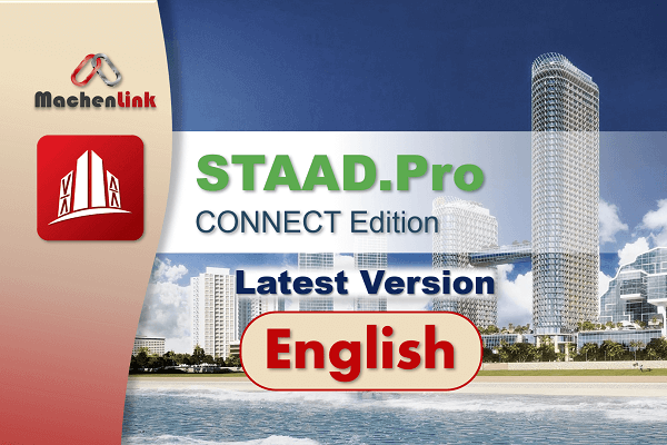 STAAD.Pro Connect Edition cover