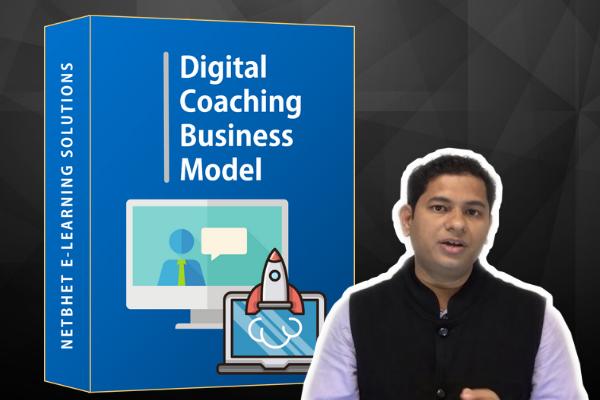 Digital Coaching Business Model cover
