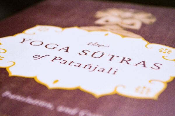 Advanced Yoga Philosophy: Yoga Sutras cover