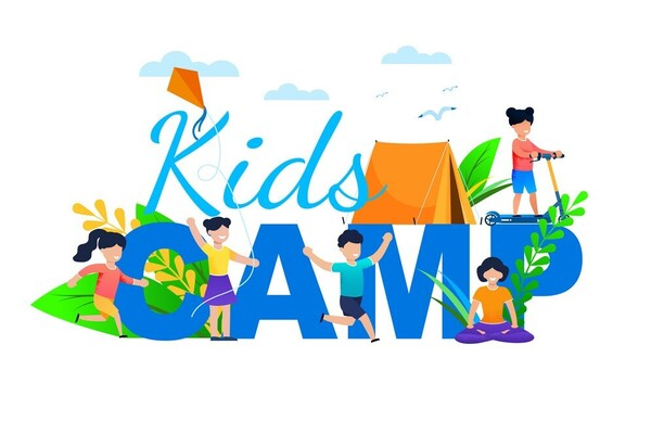 5 Days Online Kids Camp: Fun and Learn cover