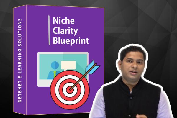 Niche Clarity Blueprint cover
