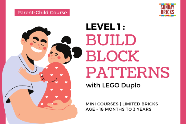 Build Block Patterns - Level 1 cover
