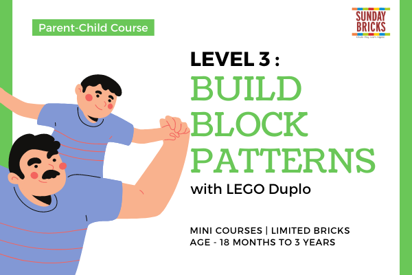 Build Block Patterns - Level 3 cover