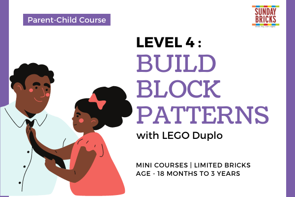 Build Block Patterns - Level 4 cover
