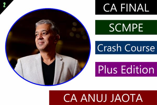 Crash Course Plus cover