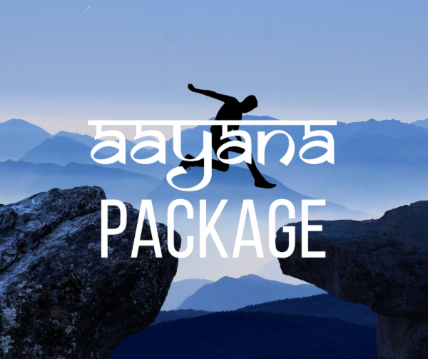 Aayana PACKAGE cover