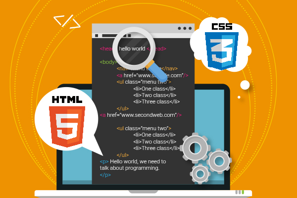 HTML5 and CSS3 - the basics of Web Development - to design your own responsive websites cover