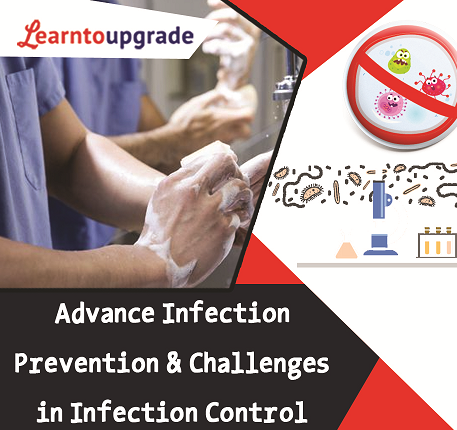 Advance Infection Prevention & Challenges in Infection Control Training cover