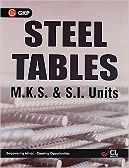 Steel Tables cover