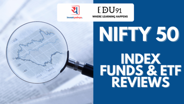 Nifty 50 - Index Fund & ETF Reviews | Yadnya cover