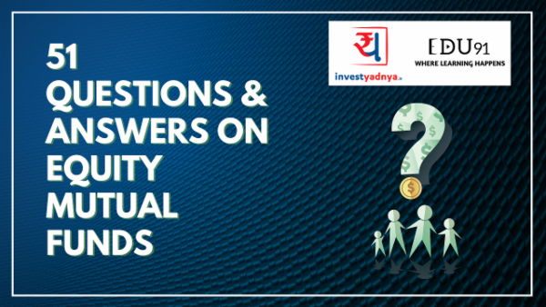 51 Questions on Equity Mutual Funds by Yadnya cover