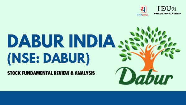 Dabur India Ltd - Stock Analysis & Rating cover