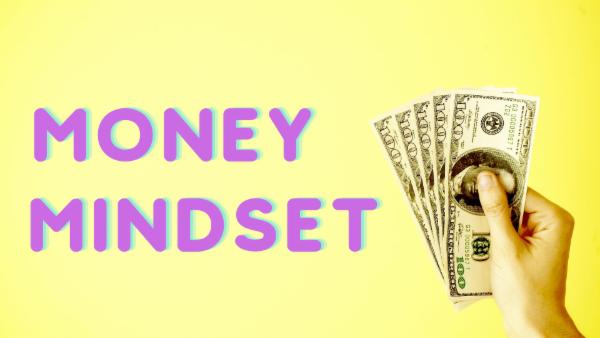 Money Mindset (21 Days Transformation) cover
