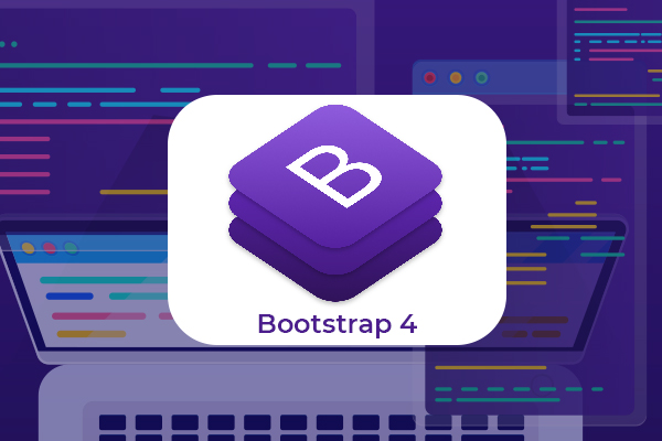 Bootstrap 4 From Scratch With 4 Projects cover