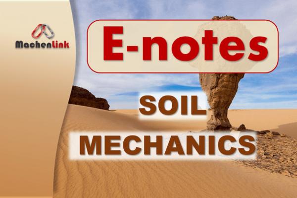 Soil Mechanics e-Notes cover