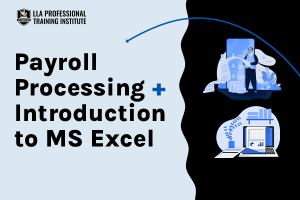 A to Z of Payroll Processing and Introduction to Excel cover