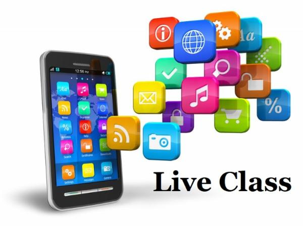 LIVE CLASS (Zoom) - App Magic cover