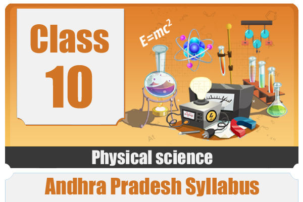CLASS 10 PHYSICS- AP cover