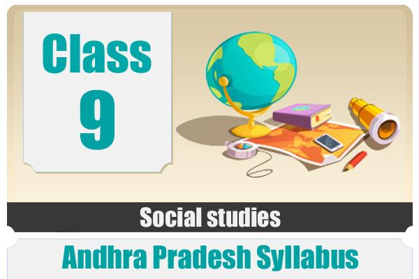 CLASS 9 SOCIAL - AP cover