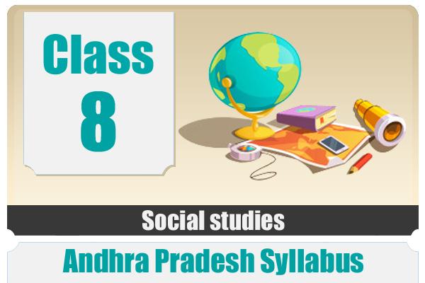 CLASS 8 SOCIAL - AP cover