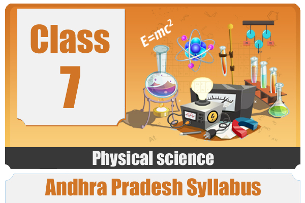 CLASS 7 PHYSICS - AP cover