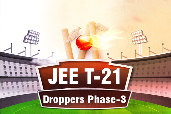 JEE T-21 - For Droppers Phase 3 cover