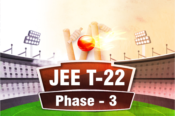 JEE T-22 Phase 3 cover