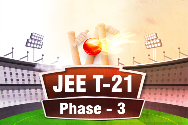 JEE T-21 Phase 3 cover