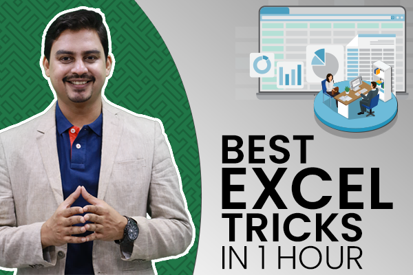 Best Excel Tricks in 1 hour cover