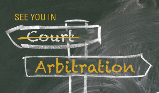 The Arbitration and Conciliation Act cover