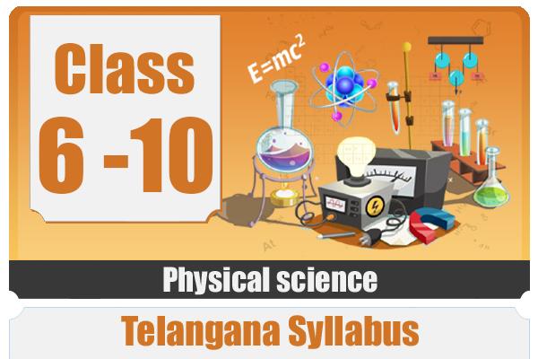 PHYSICS TELANGANA cover