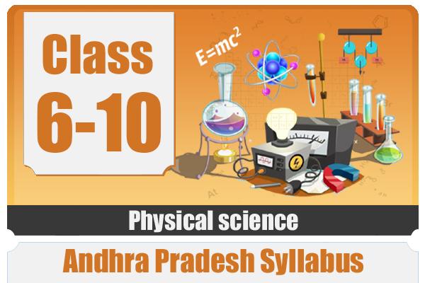 PHYSICS - Andhra Pradesh cover