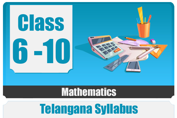 MATHEMATICS - TELANGANA cover