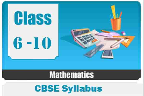 CBSE MATHEMATICS cover
