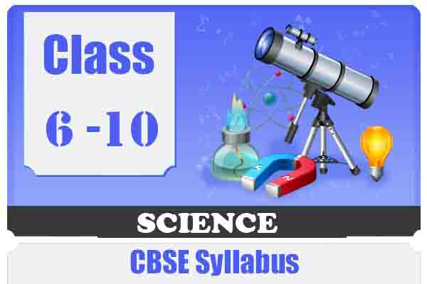 CBSE SCIENCE - cover