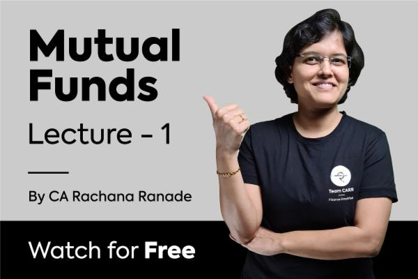 Mutual Fund Lecture 1 Free cover