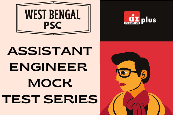 West Bengal WBPSC AE Civil Mock Test Series cover