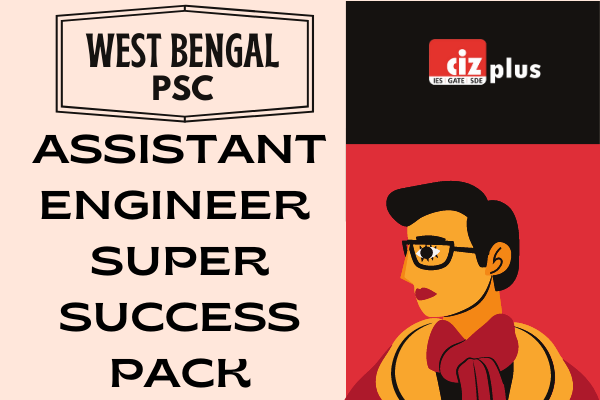 West Bengal WBPSC Assistant Engineer Super Success Pack cover