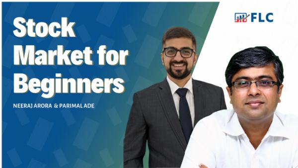 Stock Market for Beginners cover