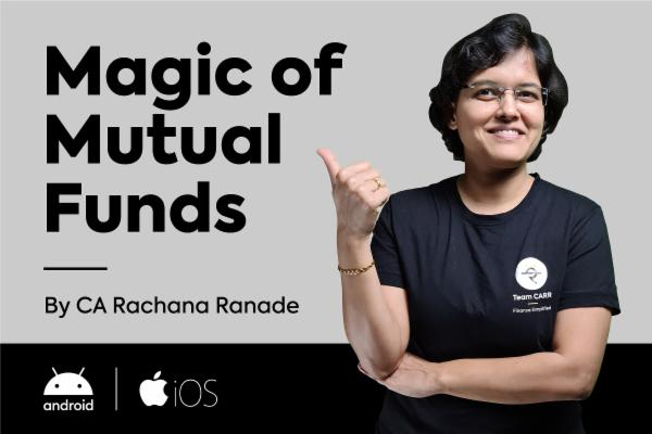 Magic of Mutual Funds (For Android & iOS) cover
