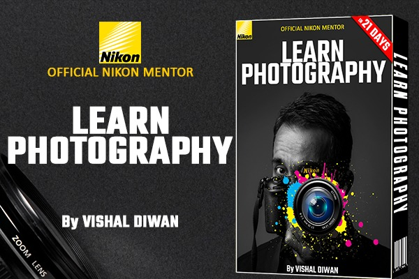 Learn Photography in 21 Days cover