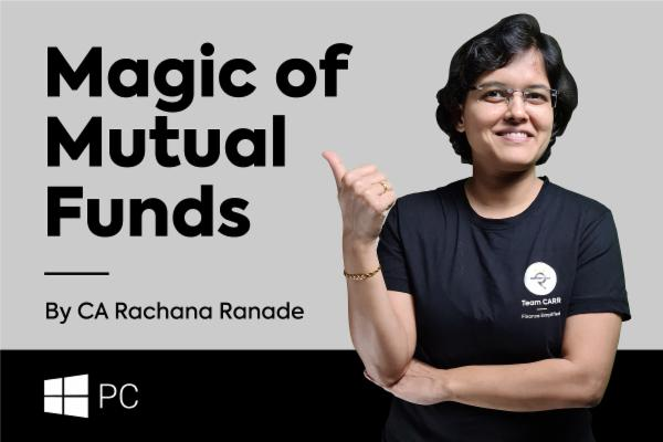 Magic of Mutual Funds For (Windows PC) cover