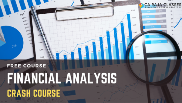Crash Course on Financial Analysis cover